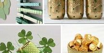 Happy St. Patrick's Day / Fun activities and recipes to celebrate St. Patrick's Day as a family. Crafts, recipes, and ideas (usually green!) featuring shamrocks, leprechauns, rainbows, educational activities about St. Patrick, and more.