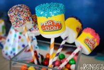 Play Doh party / Play-Doh -inspired events, ideas, activities, recipes, decor, and more!