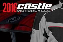 Motorcycle Catalog / Our most recent Castle Motorcycle catalog!