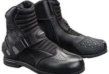 Motorcycle Boots / Castle Motorcycle Boots
