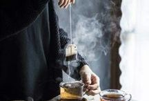 ❤ TEA. Stop, steep, and sip / But indeed I would rather have nothing but tea.  ~ Jane Austen