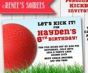 Kickball party