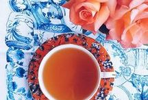 ❤ TEA. My Rosie Lee / A collection of my tea moments