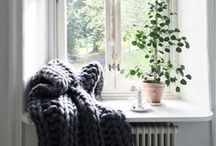 HOME. WINDOWSILL Appeal / I've always been in love with indoor windowsills and view of landscape from inside