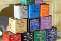 ❤ TEA Brands / How many tea brands do we know worldwide?