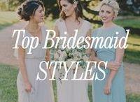 Top Bridesmaid Dress Styles