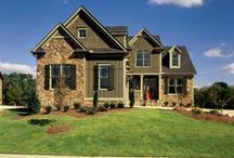 """Gaddis Home :) / """"What I love most about my home is who I share it with."""" -Tad Carpenter / by Karen Gaddis"""
