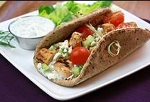 Guiltless grub. / 100% yummy, 100% guilt-free! / by Gretchen Lengel