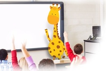 Lesson Plans + Interactive Whiteboard  / Check out our Learning Spot Lessons interactive whiteboard units now...plus tons of other great ideas for whiteboard resources and lesson planning! / by Carson-Dellosa Publishing