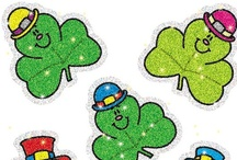 Luck o' the Irish! / We may not have Lucky Charms, but we've got lots of great ideas for celebrating St. Patrick's Day right here! / by Carson-Dellosa Publishing