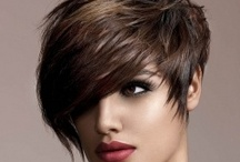 Hairstyle Ideas / by Leah Tikhonov