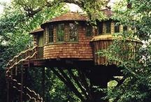 I adore tree houses!