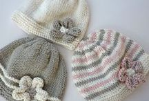 Knitting Patterns for Girls / by PURPLE Crying