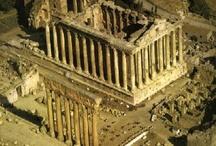 Ancient architecture, ruins