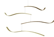Minimalist / Minimalist modern mobiles and other home decor
