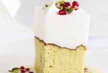 """My """"Foodie"""" stash:  Cookies & Cake, Desserts"""