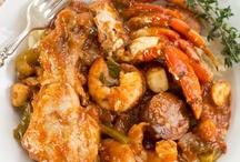 "My ""Foodie"" stash:  Main Dish, Dinner"