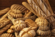 """My """"Foodie"""" stash:  Bread and butter"""