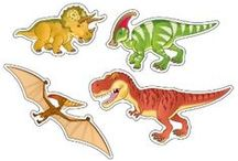 Dinosaurs! / Kids love dinosaurs! And so do we! We've got puzzles, wall decor, stickers, books and more!