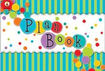 Plan Books and Record Books / by Carson-Dellosa Publishing