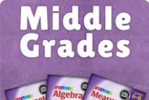 Middle Grades / Great resources for grades 6-8!