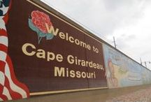 Cape Girardeau, Missouri Through Your Eyes / Cape Girardeau, MO....as seen by you! / by VisitCape