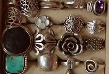 Rings, Rings, and More Rings / Rings, rings everywhere, but if you asked, there'd be none to spare. Sorry.