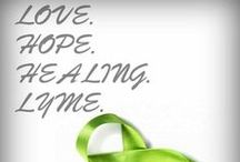 Love. Hope. Healing. Lyme. / A board to share your Love, Hope, Healing and Lyme ideas, stories, and images. What would you do if you were healed? What has helped you heal? What inspires you to heal? We want to know it all.
