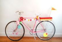 pretty bikes / by Angel Kittiyachavalit