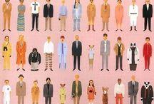 Wes Anderson / wonderful