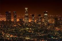 los angeles, california. / The City of Angels - Los Angeles, California