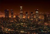 los angeles, california. / The City of Angels - Los Angeles, California
