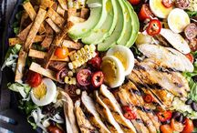 Salads / by Brooklyn Phelps