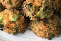 Quinoa Recipes / by Brooklyn Phelps
