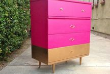 Furniture Makeover / by Kyra Leseberg