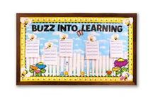 Buzz-Worthy Bees Classroom Decor / by Carson-Dellosa Publishing