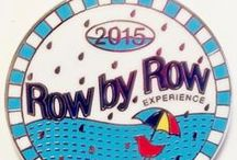 Row by Row Experience 2015 and past / Some of this year's quilt shop designs and a few older ones too. / by ThreeOldKeys Laurie C