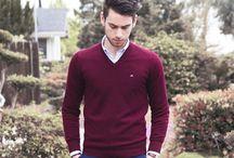 Men's Fashion / by Brooklyn Phelps