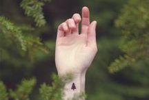 Simple & minimalism tattoos