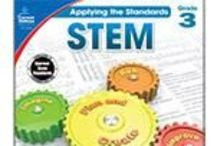STEM / Educational STEM activities to enrich and enhance learning! / by Carson-Dellosa Publishing