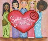 Solidarity in Sisterhood V / Ladies are you looking for a sacred space where you can truly be YOURself?  Solidarity in Sisterhood is your answer.