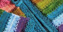 ruční práce- pletení