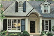 Exterior inspirations / exterior home and garden ideas and inspirations / by Laura DosSantos