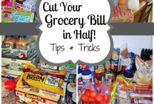Frugal Homemaking / Money saving stuff