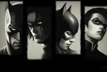 the Bat Family / by Kort Johnson