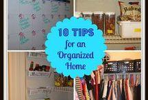 Home: Organization