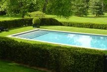 Perfect Pools/Gorgeous Gardens / Pools and gardens