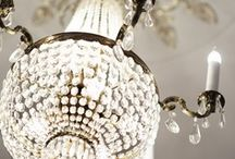 Sparkle / Lighting and chandeliers