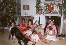 Kennedy Family and Jackie O