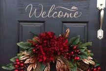 ⊰✿ڿڰۣ ωrℯατℎs for Evℯry Occasion✿ڿڰۣ⊱ / Wreaths / by ✿ڿڰۣ(̆̃̃ღJu∂y✿ڿڰۣ(̆̃̃ღ ℋainℯs-Ƈαmpbℯℓℓ